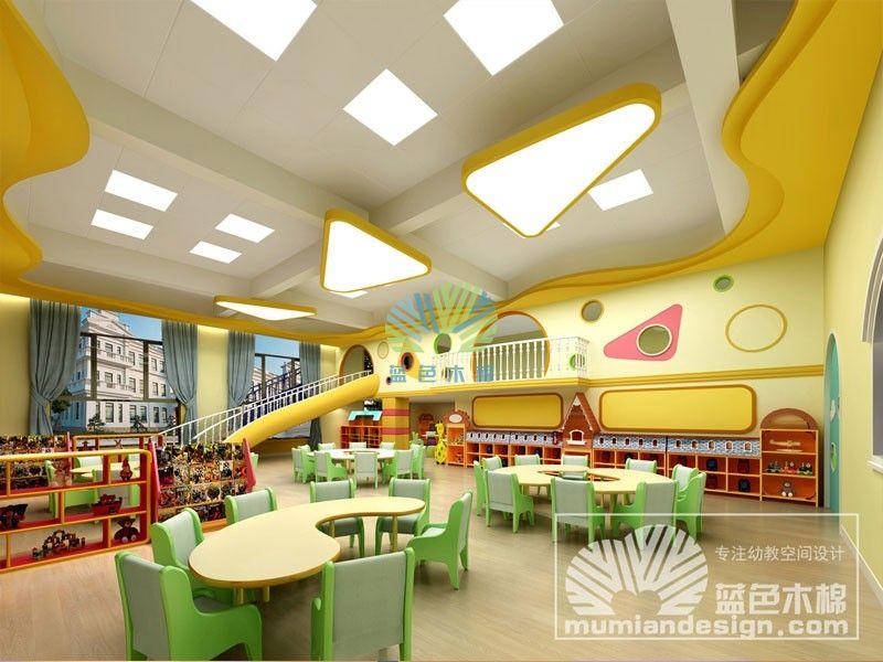 北京幼儿园室内贝博ballbet体育案例