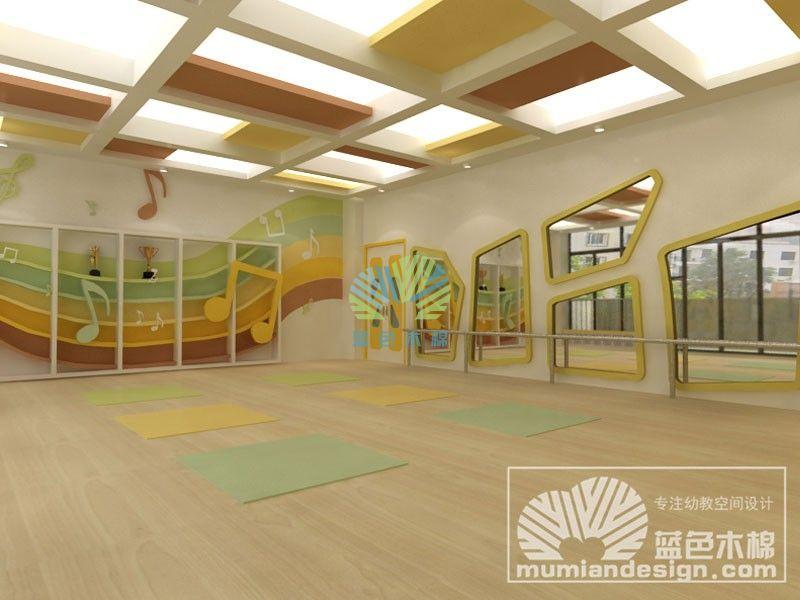 幼儿园音体室贝博ballbet体育案例