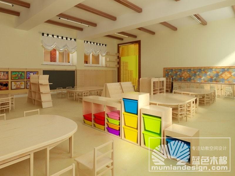 幼儿园主题教室贝博ballbet体育案例